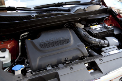 дизельный двигатель киа спортейдж