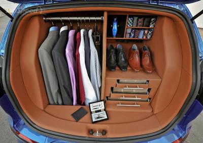 тюнинг багажника киа спортейдж