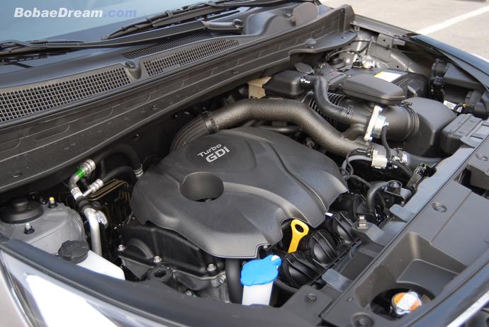 какой ресурс двигателя на киа спортейдж 3