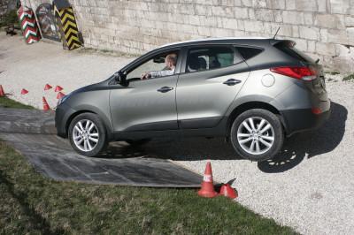Кроссовер Hyundai ix35