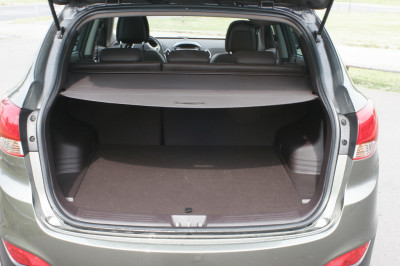 Багажник Hyundai ix35