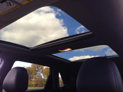 Панорамная крыша киа соренто