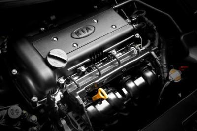 Двигатель Киа Рио