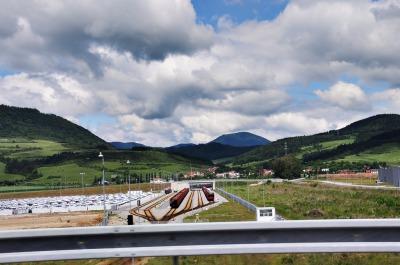 Завод КИА Сид в Словакии